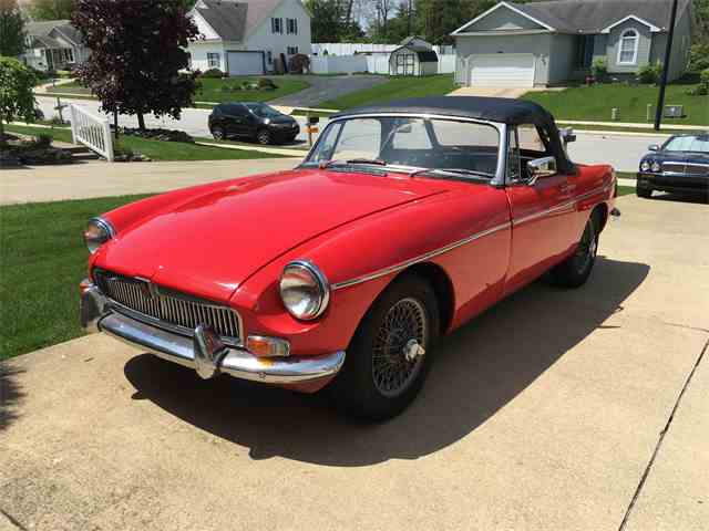 Picture of '65 MGB - NFL1