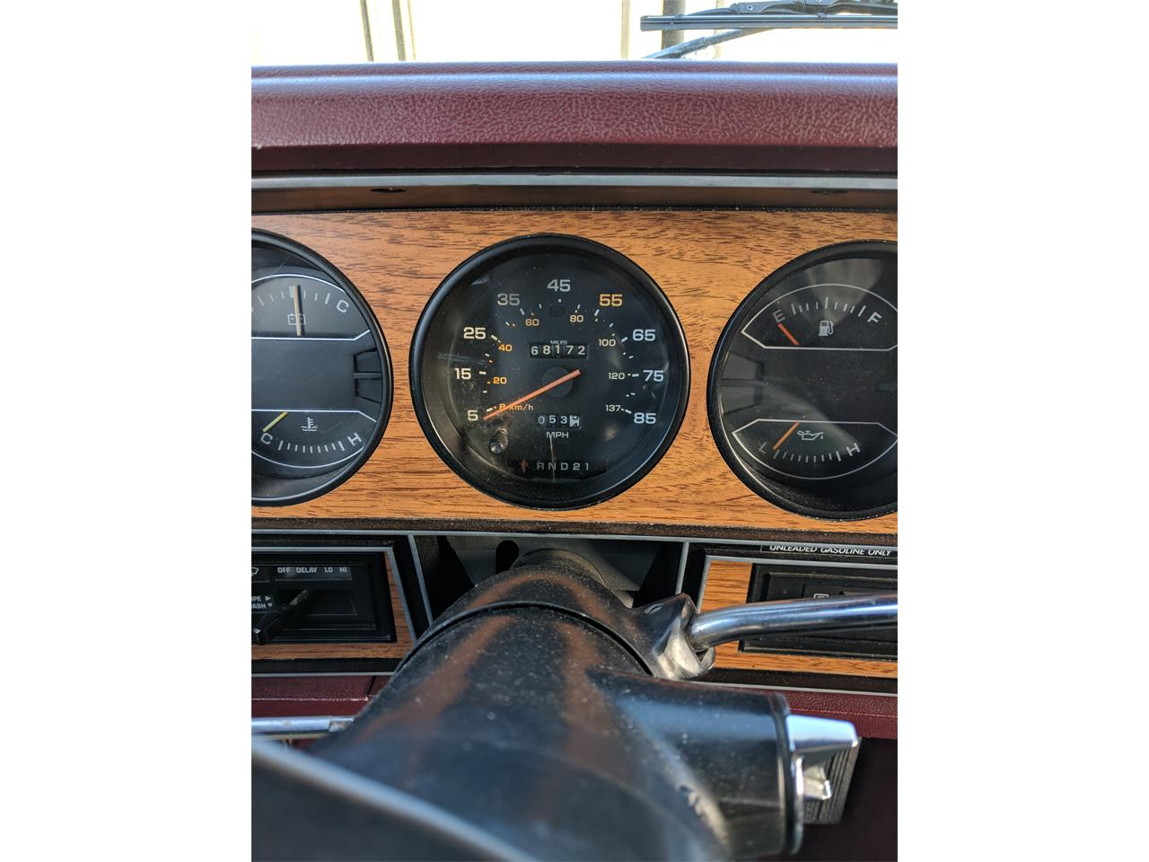 1987 Dodge Ramcharger For Sale Classiccars Com Cc 1093292