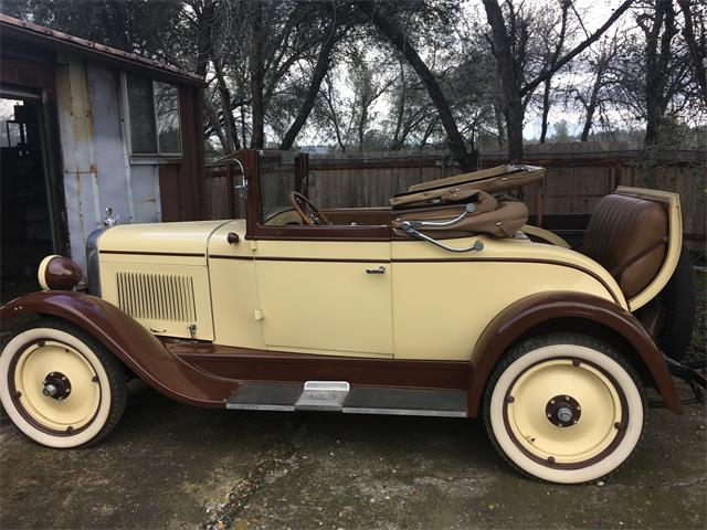Picture of Classic '28 Chevrolet Antique located in Placerville California - $18,500.00 - NFLO
