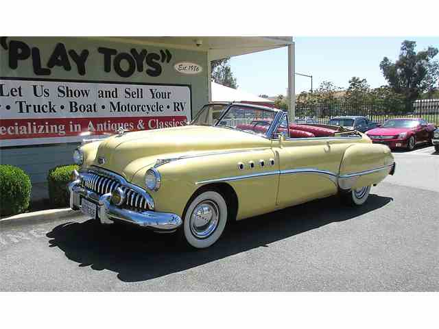 Picture of '49 Roadmaster - NFLW