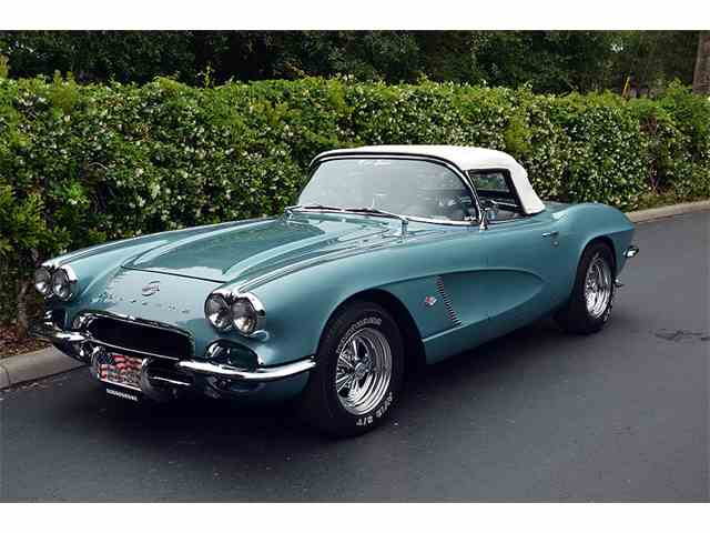 Picture of '62 Corvette located in Mount Dora  Florida - NFLX
