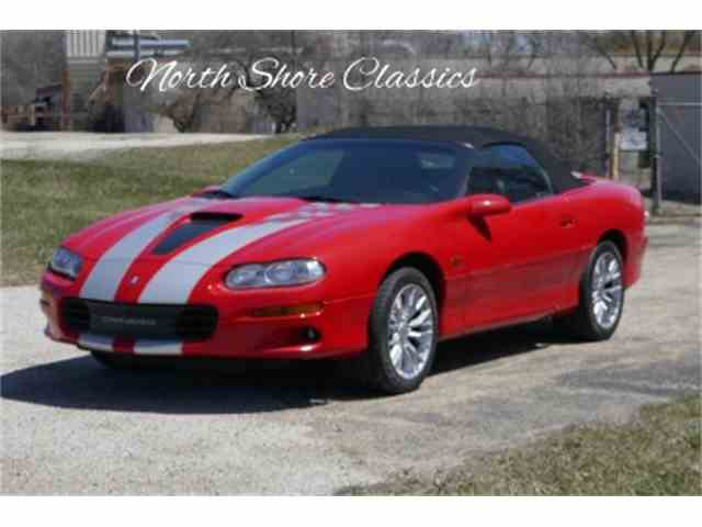 Picture of '02 Camaro - NFMI