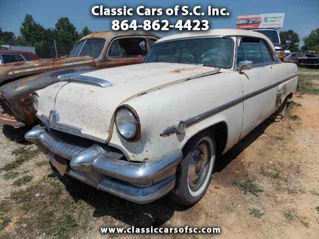 Picture of 1954 Mercury Monterey located in South Carolina - NFMJ
