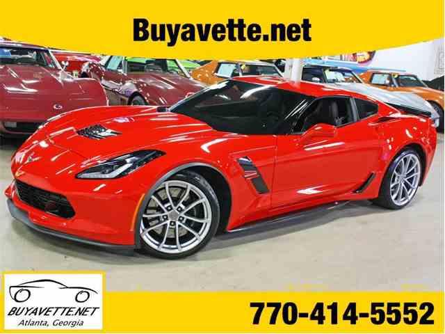 Picture of '17 Corvette - NFN4