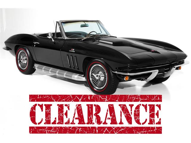Picture of Classic '65 Corvette located in Des Moines Iowa - $89,900.00 Offered by  - NFN6