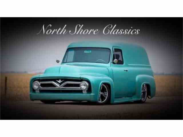 Picture of 1955 F100 located in Illinois - $32,500.00 - NFN8