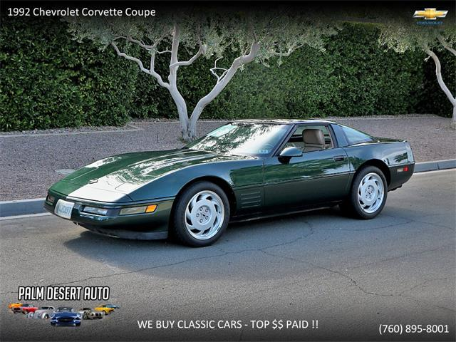Picture of 1992 Corvette - $12,750.00 Offered by  - NFND
