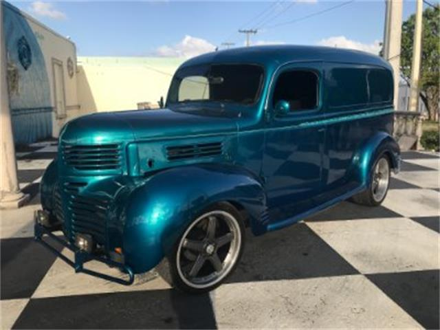 Picture of Classic '46 Dodge Town Panel - $32,500.00 - NDB5