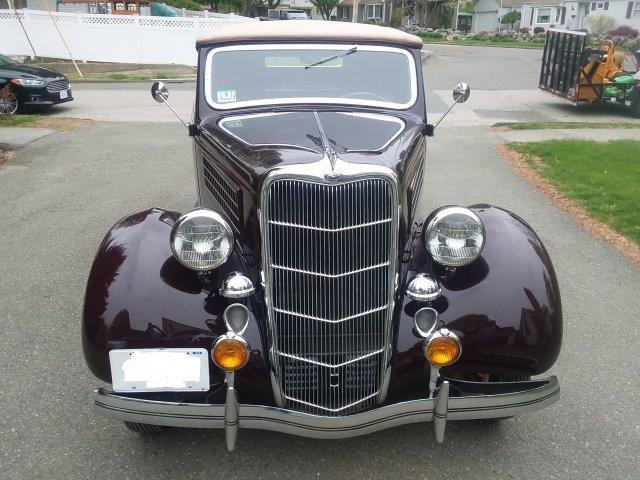Picture of '35 Cabriolet - NFNK