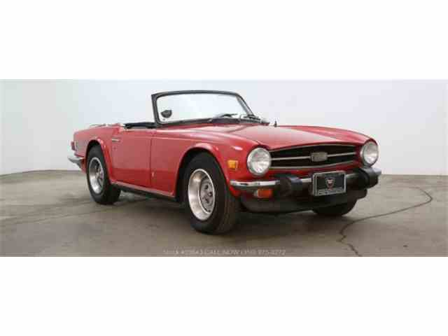 Picture of '76 TR6 - NFNL