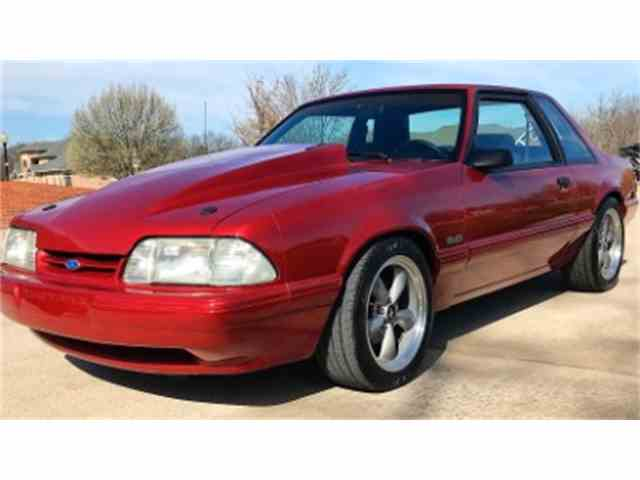Picture of '90 Mustang - NFNP