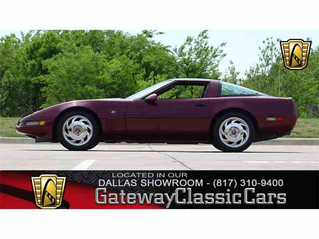 Picture of '93 Corvette - NFNU