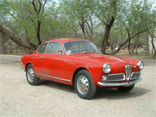 Picture of '59 Alfa Romeo Giulietta Sprint located in New York - $56,500.00 Offered by  - NFO1