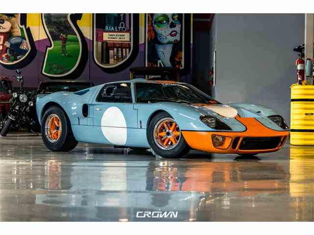 Picture of Classic 1965 Superformance GT40 - $139,145.00 Offered by  - ND2Q