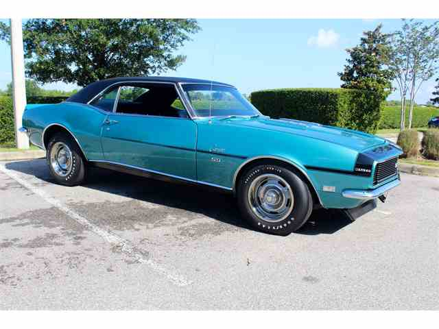 Picture of 1968 Chevrolet Camaro Offered by  - NFOL