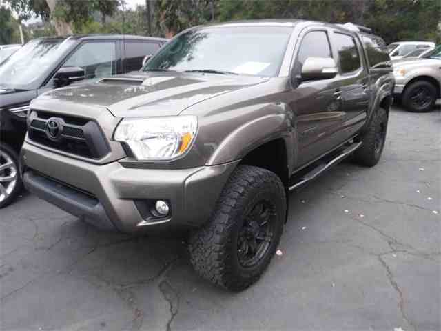 Picture of '14 Tacoma - NFON
