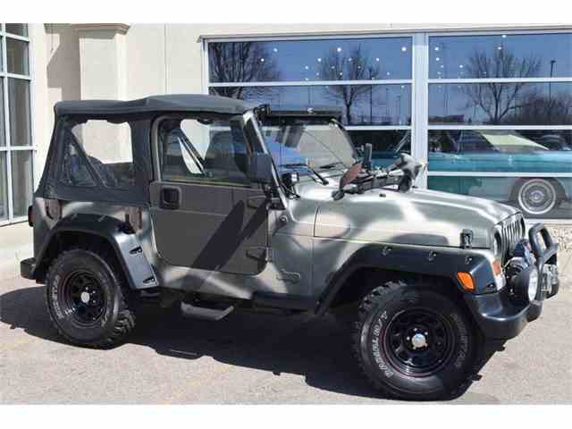 Picture of '98 Wrangler - NFP6