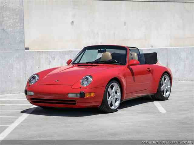 Picture of 1995 Porsche 911 Carrera located in Indiana - NFP8