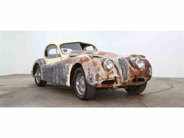 Picture of '54 XK120 - NFPA