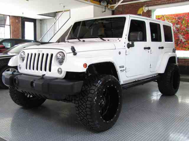 Picture of '16 Wrangler - NFPB