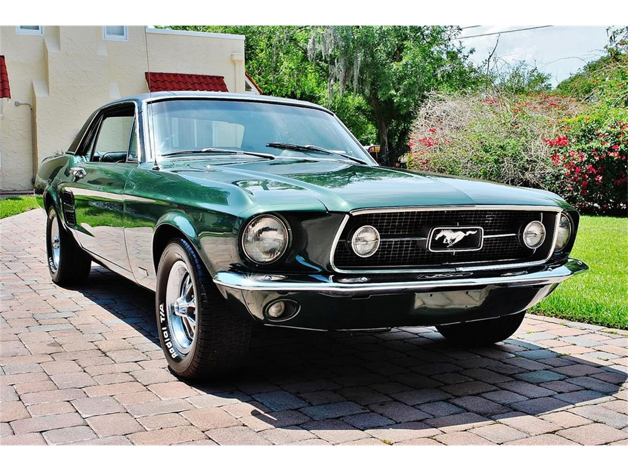 Large picture of 67 mustang gt nfpd