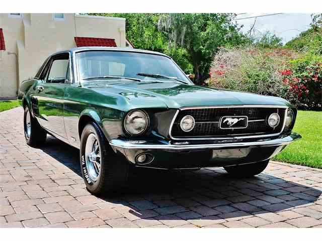 Picture of '67 Mustang GT - NFPD