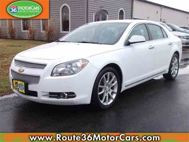 Picture of '11 Chevrolet Malibu located in Ohio - $7,675.00 Offered by  - NFPE