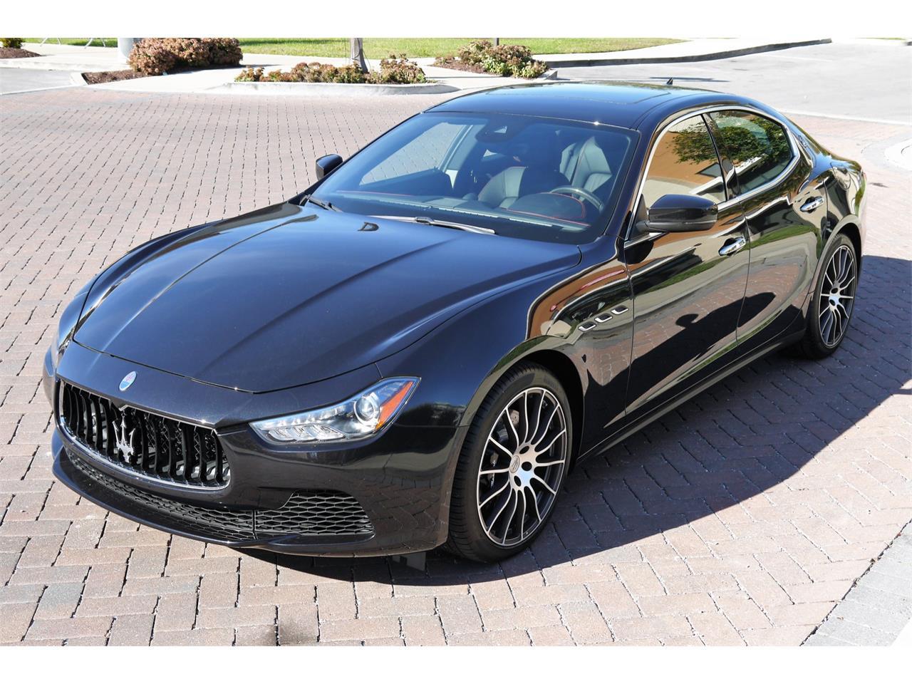 2017 Maserati Ghibli for Sale | ClassicCars.com | CC-1093447