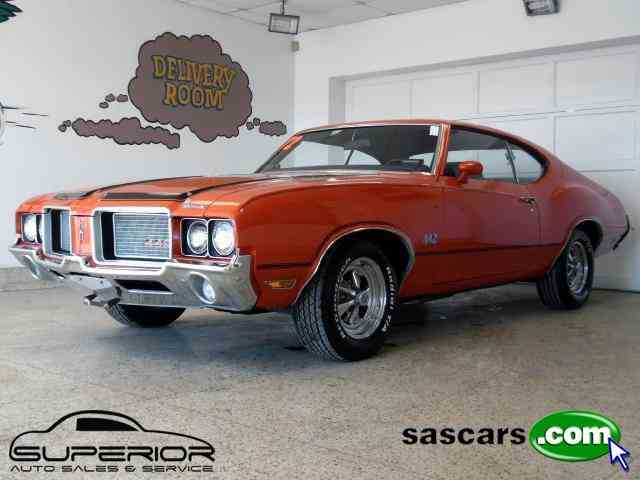 Picture of '72 Oldsmobile 442 located in Hamburg New York - $18,924.00 Offered by  - NFPV