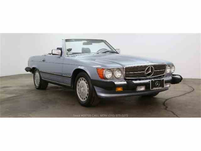 Picture of '86 Mercedes-Benz 560SL located in California - NFQB