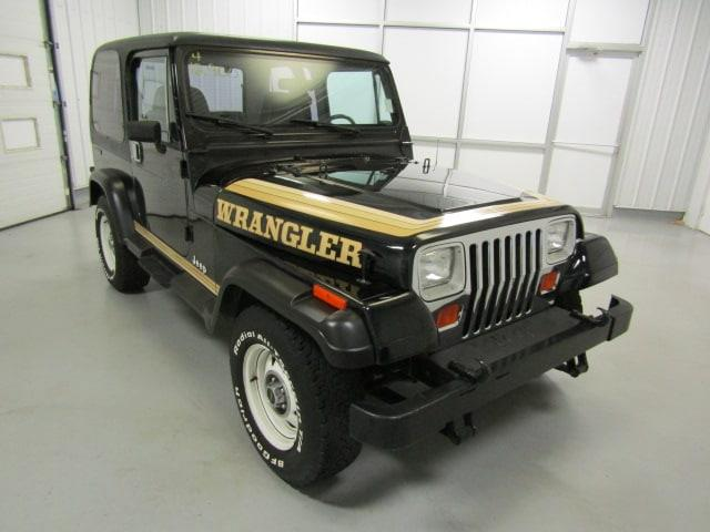 Picture of '87 Wrangler located in Christiansburg Virginia Offered by  - NFQG