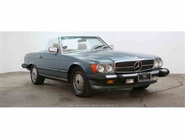 Picture of '86 560SL - NFQI