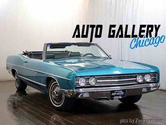Picture of 1969 Ford Galaxie located in Illinois - $14,990.00 Offered by  - NFQL