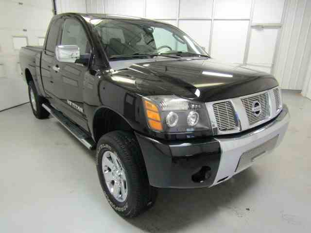Picture of 2006 Nissan Titan located in Virginia - $13,900.00 - NFQZ