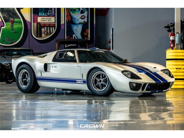 Picture of Classic '65 Superformance GT40 - $129,929.00 Offered by  - ND2R