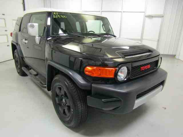 Picture of '08 FJ Cruiser - NFR9
