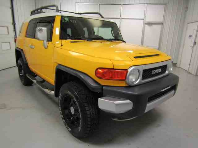 Picture of '07 FJ Cruiser - NFRC