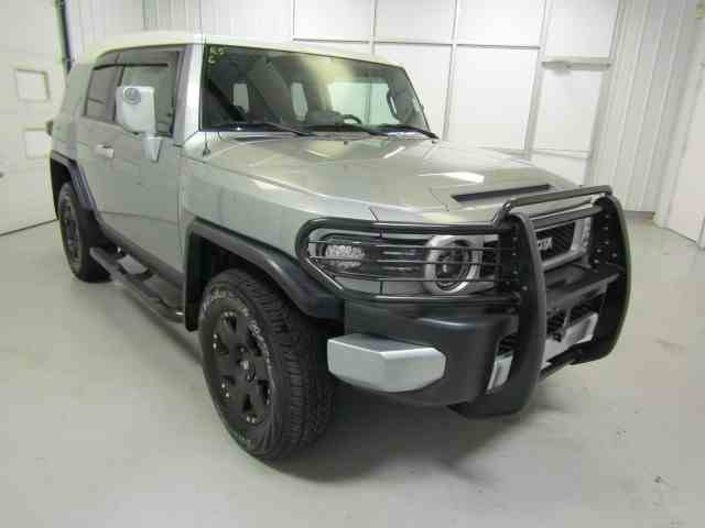 Picture of '10 FJ Cruiser - NFRD