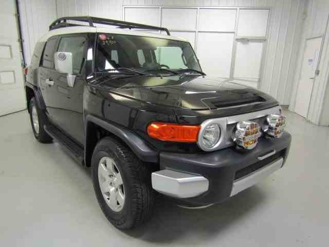 Picture of '07 FJ Cruiser - NFRE