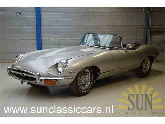 Picture of '71 E-Type - NFRJ