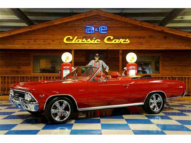 Picture of 1966 Chevrolet Chevelle - $42,900.00 - NFS2