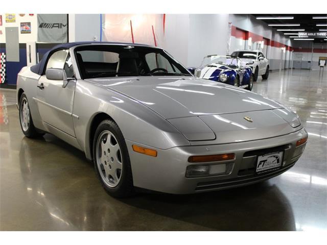 Picture of '90 Porsche 944 located in Morgan Hill California - NFSB