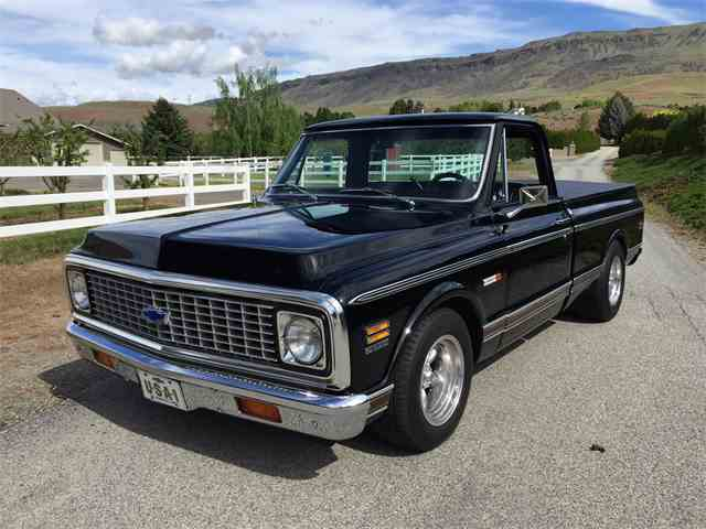 Picture of '71 C10 - NFSM