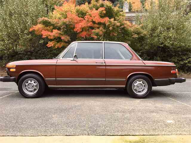 Picture of 1975 BMW 2002 located in Portland Oregon - $17,500.00 - NFSN