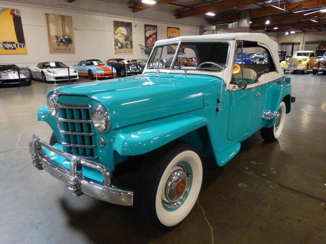 Large Picture of '50 Jeepster - NFSW