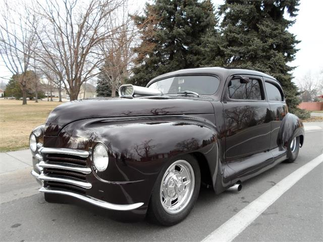 Picture of Classic 1947 Plymouth Street Rod located in LOVELAND Colorado Offered by a Private Seller - NFT3