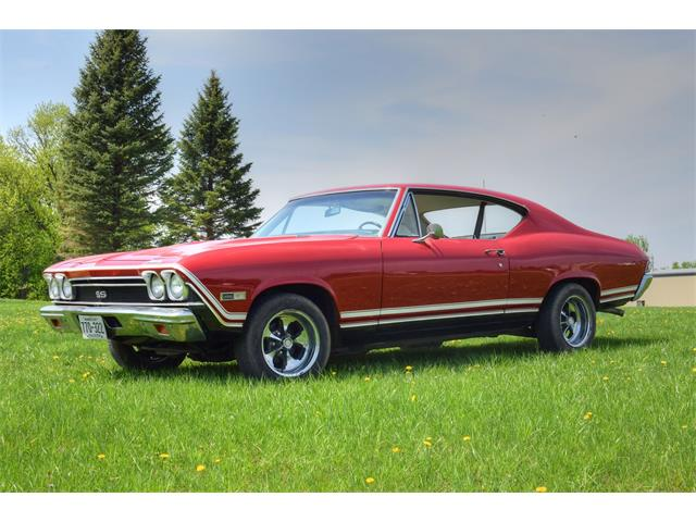 Picture of '68 Chevelle SS - NFYI