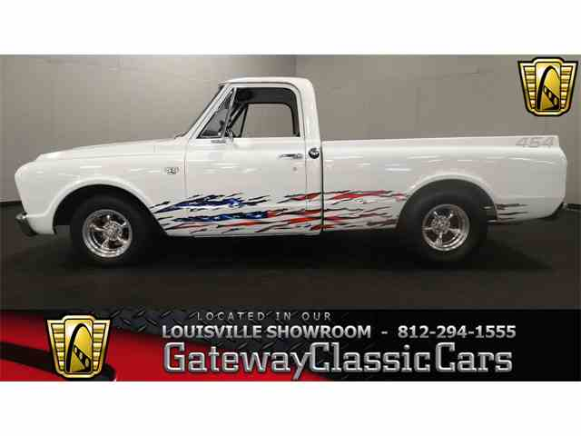 Picture of '67 C10 - NFZ8