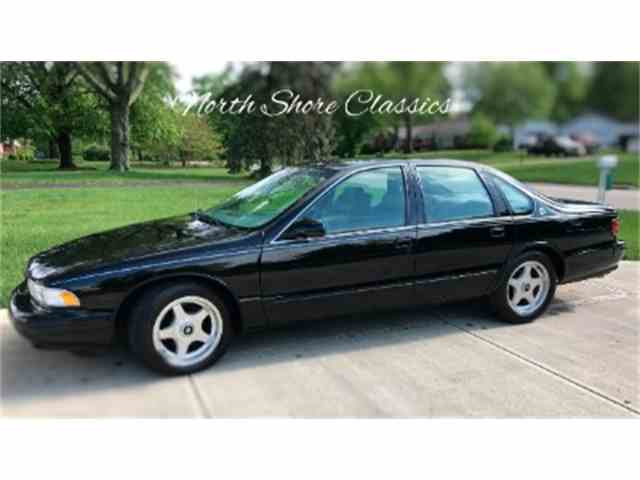 Picture of '96 Chevrolet Impala located in Illinois - NFZ9