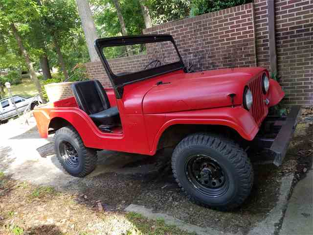 Picture of Classic 1966 CJ5 Offered by a Private Seller - ND2U